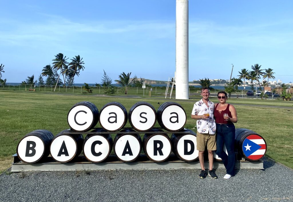 Casa Bacardi Factory Tour