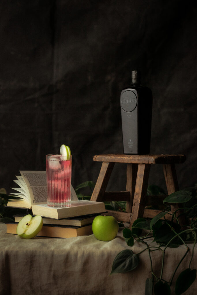 cocktail Black Gin